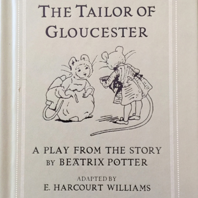 Limited Edition Tailor of Gloucester book