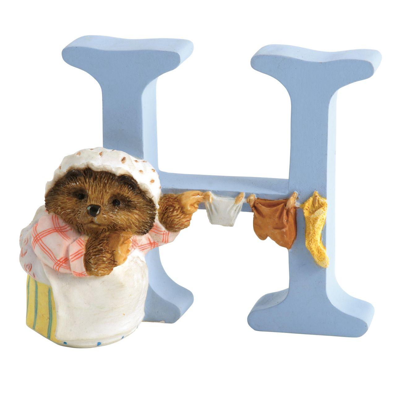 Beatrix Potter Alphabet Letter N