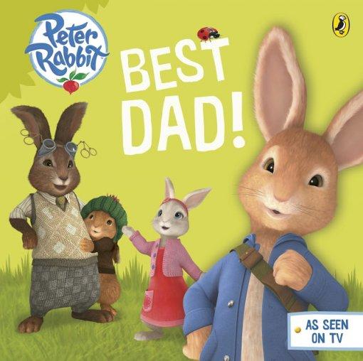best-dad-peter-rabbit-board-book