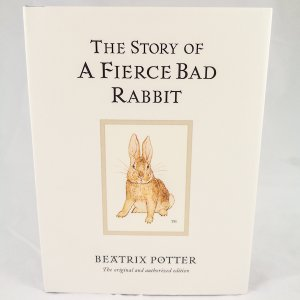 The Tale of Fierce Bad Rabbit