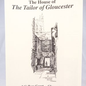 A Brief History of The House of The Tailor of Gloucester