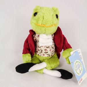 Jeremy Fisher Plush – Small