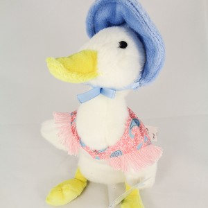 Jemima Puddle-Duck Plush – Medium