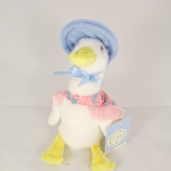 Jemima Puddle-Duck Plush – Small