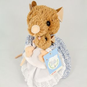 Hunca Munca & Baby Plush – Medium