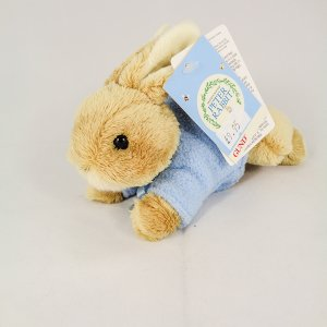 Lying Peter Rabbit Plush – Small