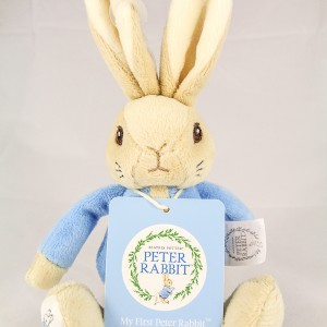 My First Peter Rabbit Bean Rattle