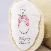 My First Flopsy Bunny Bean Rattle