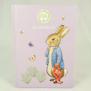 Peter Rabbit Notebook with Pen