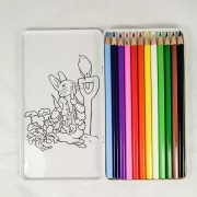 Peter Rabbit Colouring Pencils