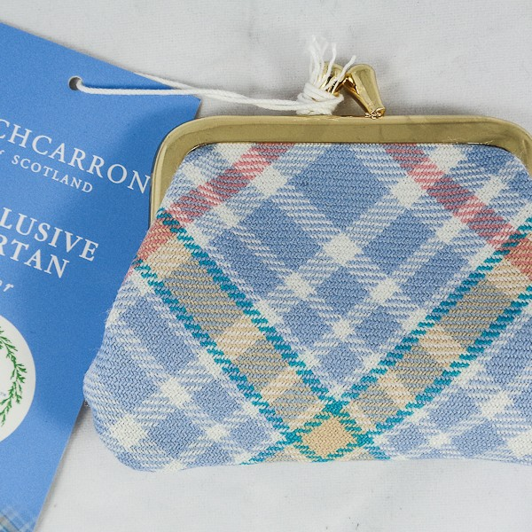 Scottish Tartan Purse – Small