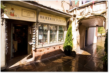 The House of the Tailor of Gloucester - Beatrix Potter Museum and Gift Shop
